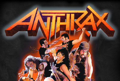 Anthrax - 30 Jul 2013