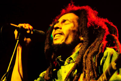Legend Bob Marley - 02 Feb 2013