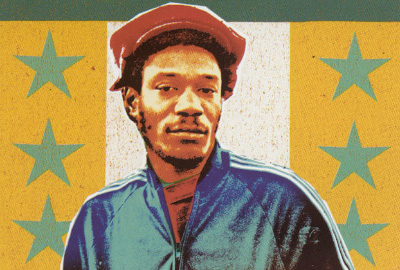 Horace Andy - 09 Apr 2009
