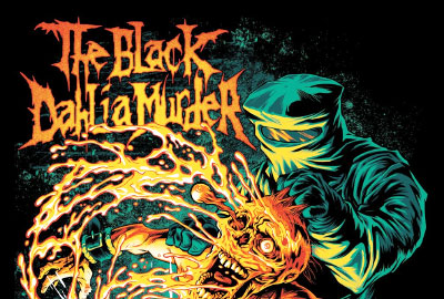 The Black Dahlia Murder - 17 Jan 2010