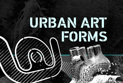 Urban Art Forms - 2015